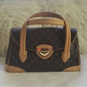 Louis Vuitton Beverly GM M40120